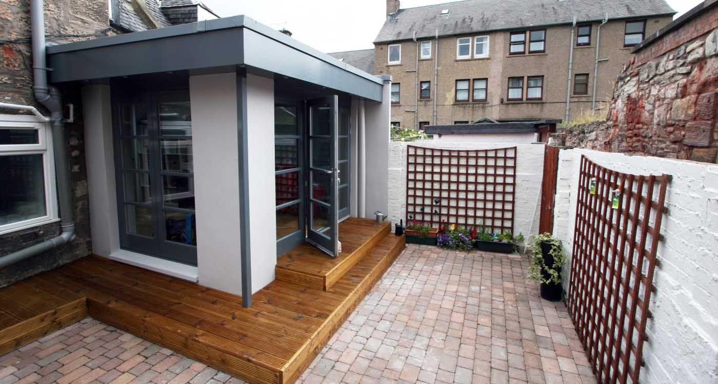 Residential Extension - Architecture Case Study